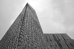 Μοναξιά και η μητρόπολη Hellraiser Στοκ εικόνες με δικαίωμα ελεύθερης χρήσης