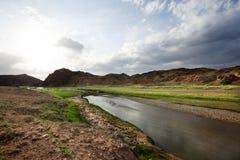 Μοναξιά στην έρημο Στοκ εικόνα με δικαίωμα ελεύθερης χρήσης