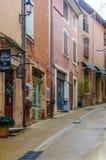 Μοναξιά στη Roussillon, Προβηγκία, Γαλλία Στοκ εικόνες με δικαίωμα ελεύθερης χρήσης