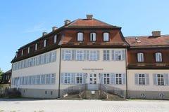 Μοναξιά του Castle, δικαστήριο, Στουτγάρδη, Γερμανία Στοκ Εικόνες