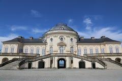 Μοναξιά του Castle, Στουτγάρδη, Γερμανία Στοκ εικόνα με δικαίωμα ελεύθερης χρήσης
