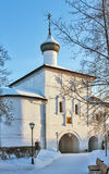 Μοναστήρι Αγίου Euthymius, Σούζνταλ, Ρωσία Στοκ φωτογραφία με δικαίωμα ελεύθερης χρήσης