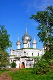 Μοναστήρι αναζοωγόνησης Uglich Ρωσία Στοκ εικόνα με δικαίωμα ελεύθερης χρήσης