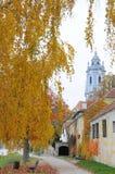 μοναστήρι αριθ. 4 duernstein Στοκ Εικόνες