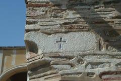 Μοναστήρι Θεσσαλονίκη Vlatadon Στοκ Φωτογραφίες
