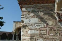 Μοναστήρι Θεσσαλονίκη Vlatadon Στοκ εικόνες με δικαίωμα ελεύθερης χρήσης