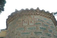 Μοναστήρι Θεσσαλονίκη Vlatadon Στοκ φωτογραφίες με δικαίωμα ελεύθερης χρήσης