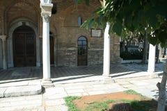 Μοναστήρι Θεσσαλονίκη Vlatadon Στοκ Φωτογραφία