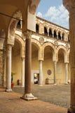 μοναστήρι Καθεδρικός ναός, Σαλέρνο Ιταλία στοκ φωτογραφίες