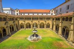 Μοναστήρι μοναστηριών του Cruz Santa Στοκ Φωτογραφία