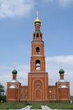 μοναστήρι ορθόδοξο Στοκ Φωτογραφίες