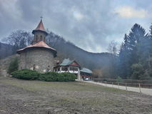 μοναστήρι ορθόδοξο Στοκ φωτογραφία με δικαίωμα ελεύθερης χρήσης