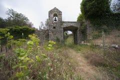 μοναστήρι παλαιό στοκ εικόνες