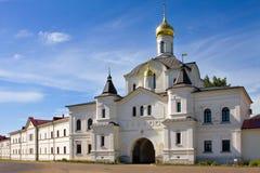 μοναστήρι πόλεων χριστιαν&i στοκ εικόνες με δικαίωμα ελεύθερης χρήσης