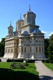 μοναστήρι Ρουμανία Στοκ Εικόνα