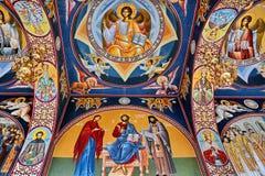 Μοναστήρι Ρουμανία Neamt στοκ εικόνες με δικαίωμα ελεύθερης χρήσης