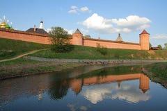 μοναστήρι Ρωσία Άγιος euthymius Στοκ εικόνες με δικαίωμα ελεύθερης χρήσης