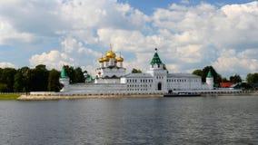 μοναστήρι Ρωσία kostroma πόλεων ipatiev Στοκ εικόνες με δικαίωμα ελεύθερης χρήσης