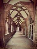 Μοναστήρι στη Βασιλεία Munuster στοκ φωτογραφία με δικαίωμα ελεύθερης χρήσης