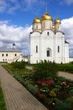 μοναστήρι τα παλαιά ρωσικά Στοκ Εικόνα