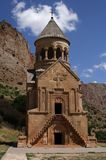 μοναστήρι της Αρμενίας noravank Στοκ Εικόνες