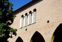 Μοναστήρι της βασιλικής του ST Anthony στην Πάδοβα στο Βένετο (Ιταλία) Στοκ Εικόνες