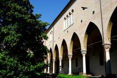 Μοναστήρι της βασιλικής του ST Anthony στην Πάδοβα στο Βένετο (Ιταλία) Στοκ Φωτογραφία