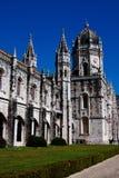 μοναστήρι της Λισσαβώνας  Στοκ εικόνες με δικαίωμα ελεύθερης χρήσης