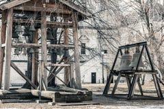 Μοναστήρι της Μόσχας spaso-Andronikov Στοκ εικόνα με δικαίωμα ελεύθερης χρήσης