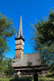 Μοναστήρι της Peri Sapanta, Maramures Στοκ Εικόνες