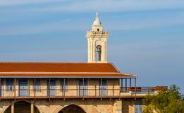 Μοναστήρι του Απόστολος Andreas στη χερσόνησο Karpass στην τουρκική κατειλημμένη περιοχή της βόρειας Κύπρου 4 στοκ εικόνες