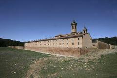 Μοναστήρι του San Juan de Λα Pena στοκ εικόνα με δικαίωμα ελεύθερης χρήσης