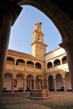 Μοναστήρι του SAN Zoilo, δημοτική βιβλιοθήκη, Antequera, Μάλαγα επαρχία, Ισπανία Στοκ φωτογραφία με δικαίωμα ελεύθερης χρήσης