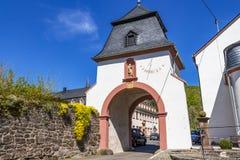 Μοναστήρι του ST Thomas σε Sankt Thomas, Γερμανία στοκ φωτογραφίες
