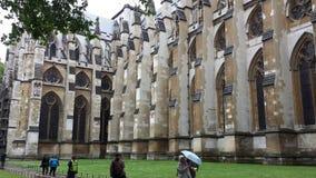 Μοναστήρι του Westminster, Λονδίνο Αγγλία Στοκ Εικόνες