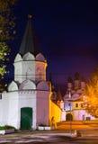 Μοναστήρι το βράδυ Στοκ εικόνες με δικαίωμα ελεύθερης χρήσης