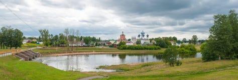 Μοναστήρι υπόθεσης Tikhvin στοκ φωτογραφίες