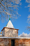 Μοναστήρι χριστιανισμού στη Ρωσία, πόλη Kostroma, μοναστήρι Ipatievsky Στοκ φωτογραφία με δικαίωμα ελεύθερης χρήσης
