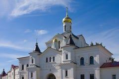 Μοναστήρι χριστιανισμού στοκ εικόνα με δικαίωμα ελεύθερης χρήσης