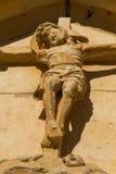 Μοναστήρι Χριστού στο Sandoval. Leon. Ισπανία/Cristo EN EL Mo Στοκ φωτογραφία με δικαίωμα ελεύθερης χρήσης