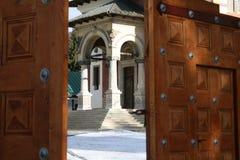 μοναστήρι Στοκ εικόνες με δικαίωμα ελεύθερης χρήσης