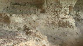 Μοναστήρι Aladzha στα βουνά Βάρνα bulblet φιλμ μικρού μήκους