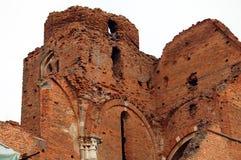 Μοναστήρι Araca στοκ εικόνα