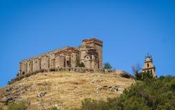 Μοναστήρι Aracena, Huelva, Ανδαλουσία, Ισπανία Στοκ εικόνες με δικαίωμα ελεύθερης χρήσης
