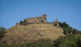 Μοναστήρι Aracena, Huelva, Ανδαλουσία, Ισπανία Στοκ Εικόνα