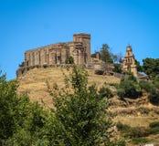 Μοναστήρι Aracena, Huelva, Ανδαλουσία, Ισπανία Στοκ Φωτογραφίες