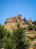 Μοναστήρι Aracena, Huelva, Ανδαλουσία, Ισπανία Στοκ φωτογραφία με δικαίωμα ελεύθερης χρήσης