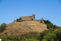 Μοναστήρι Aracena, Huelva, Ανδαλουσία, Ισπανία Στοκ Εικόνες
