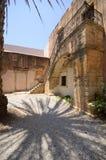 Μοναστήρι Arkadi και ναυπηγείο χωρών, Κρήτη Στοκ φωτογραφία με δικαίωμα ελεύθερης χρήσης