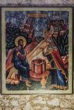 Μοναστήρι Arkadi Κρήτη Στοκ φωτογραφίες με δικαίωμα ελεύθερης χρήσης